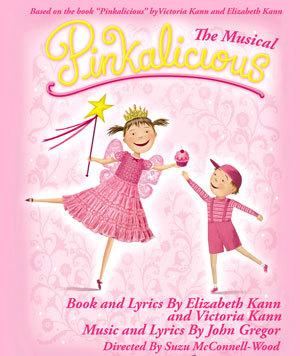 Pinkalicious The Musical Poster