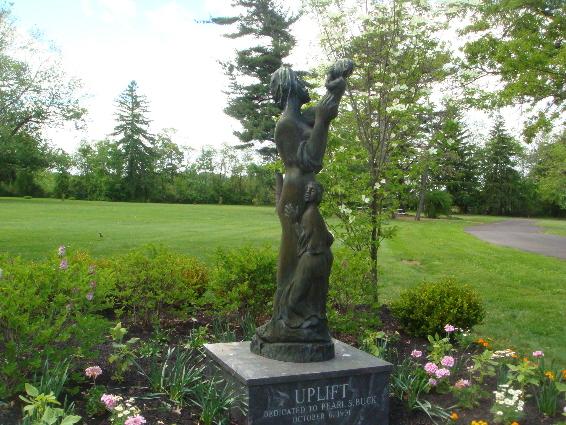 Uplift Sculpture