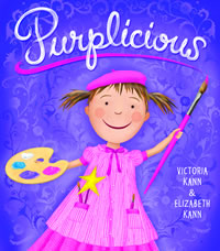 Purplicious cover