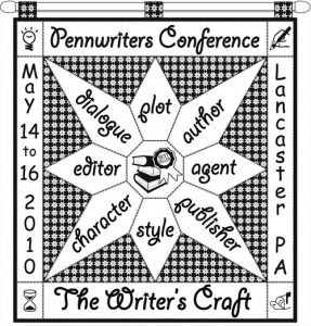 Pennwriters conference logo