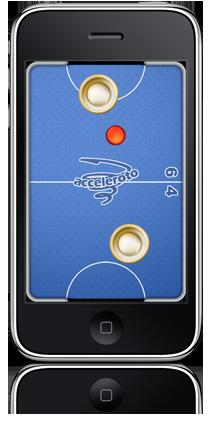 air hockey app