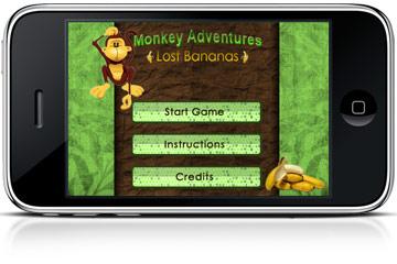 Monkey lite app