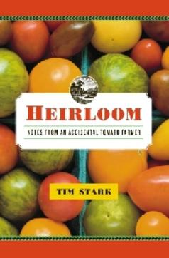 book cover of Heirloom Tomatoes