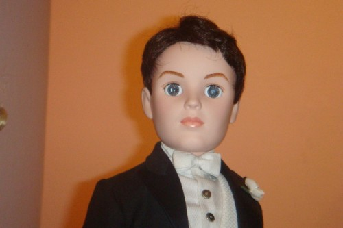 Madame Alexander boy doll