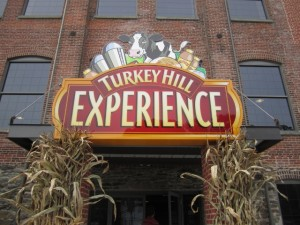 Turkey Hill sign