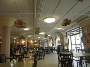 Cafe at Turkey Hill