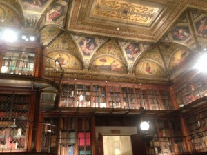 Morgan Library  Main Room