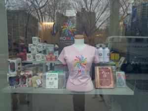 pink momath shirt