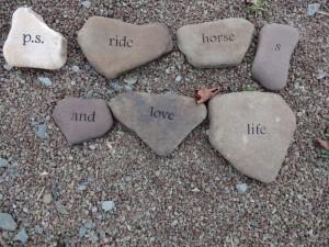 rock poem