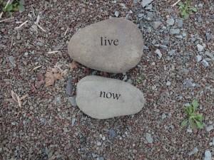 live now poem