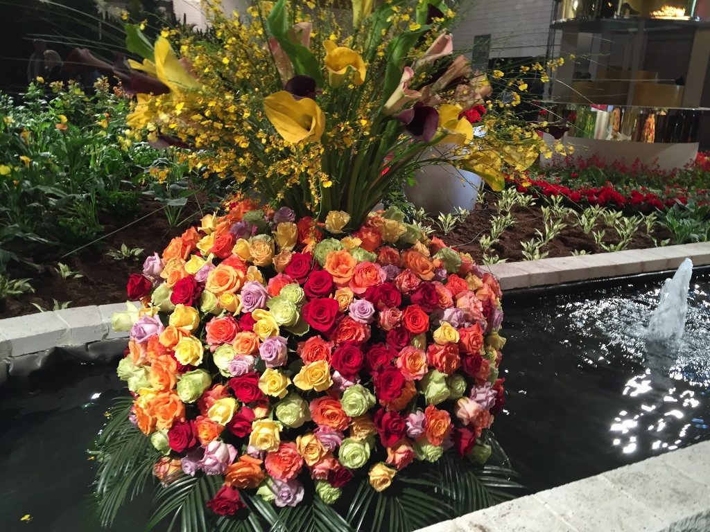 Elizabeth Kann The 2015 Philadelphia Flower Show