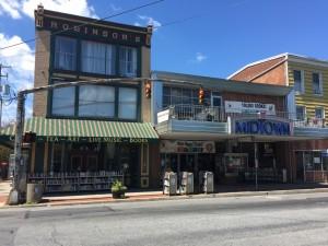 Midtown Scholar Bookstore Exterior