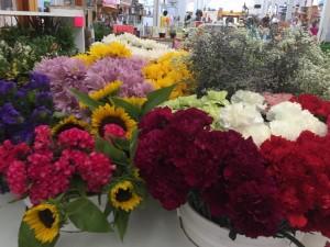 Broad Street Market Flowers