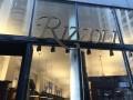 Rizzoli entrance sign