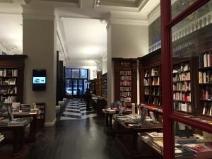 Rizzoli interior