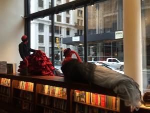 Rizzoli window display