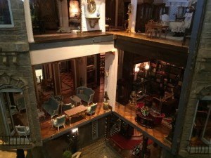 Dollhouse view
