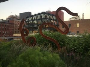 High Line Sculpture