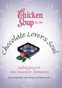 Book cover for Chicken Soup for the Chocloate Lover's Soul