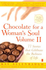 Book Cover for Chocolate for a Woman's Soul, Volume II